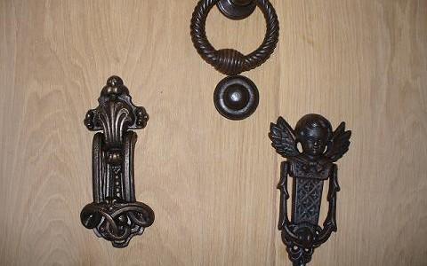 3 deurkloppers