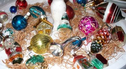 Oude Kerstspullen